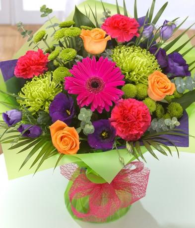 Wow Hot Bouquet